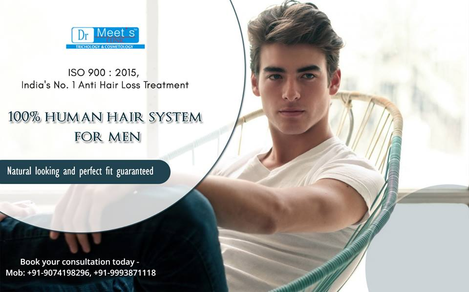 Hair Loss? Consider Hair Patch For Men