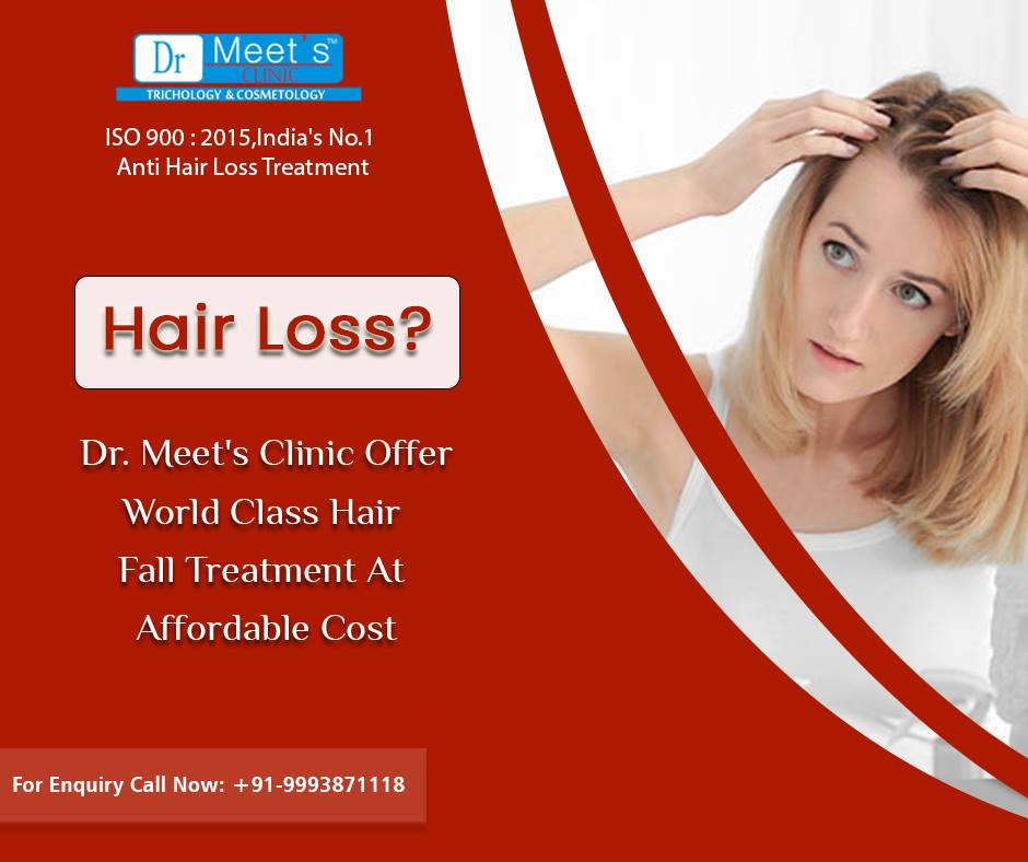 Hair Fall Solution, Treatments Causes and Prevention