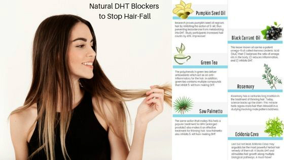 Natural DHT Blocker Treatment