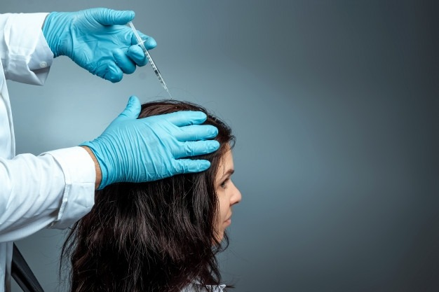 Alopecia Can Be Treated With Consultation & Treatment By Trichologist